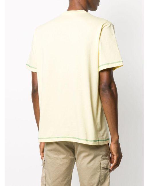 メンズ Sunnei ロゴ Tシャツ Multicolor