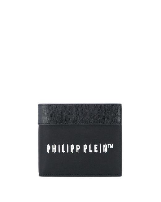 メンズ Philipp Plein 二つ折り財布 Black