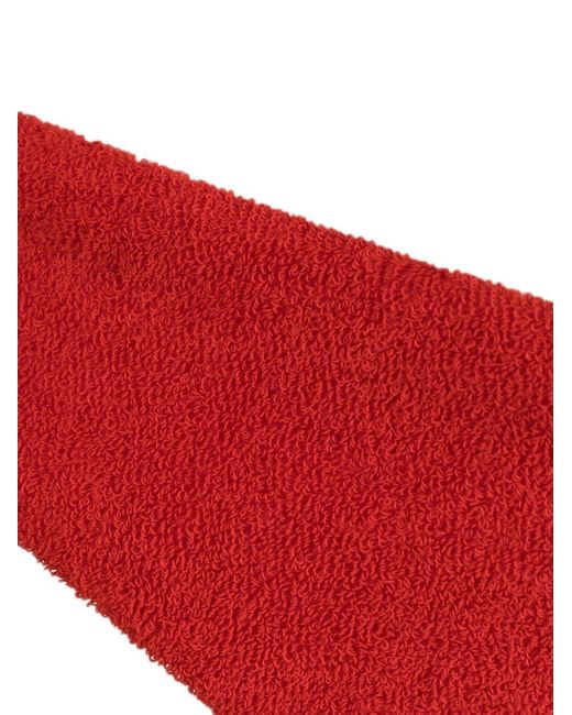 Zimmermann Poppy ビキニ Red