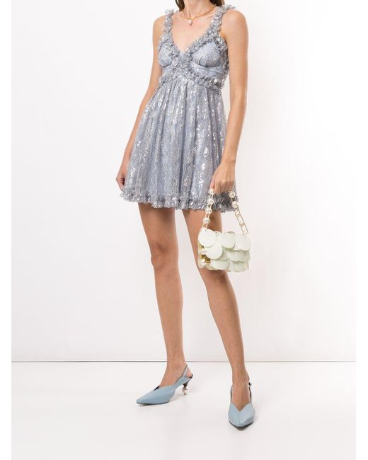 Alice McCALL Be Mine ミニドレス Blue