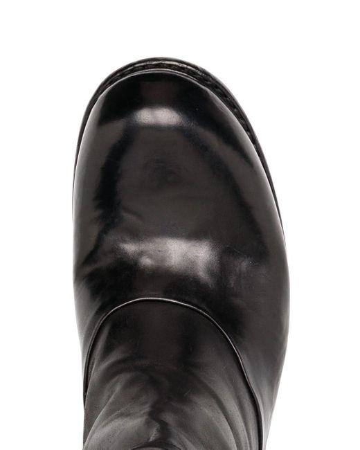 メンズ Premiata チャンキー ブーツ Black