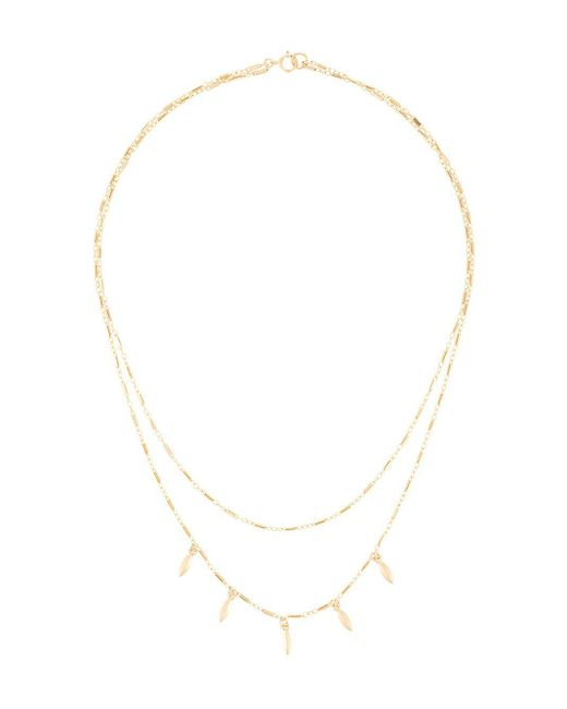 Petite Grand Metallic Gismonda Necklace