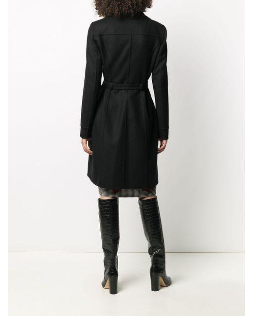 Versace メデューサ コート Black