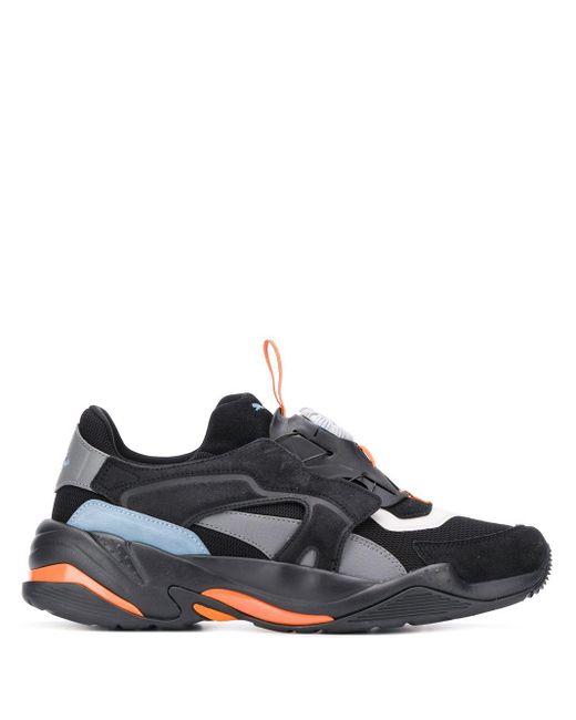 PUMA Black Thunder Disc Sneakers