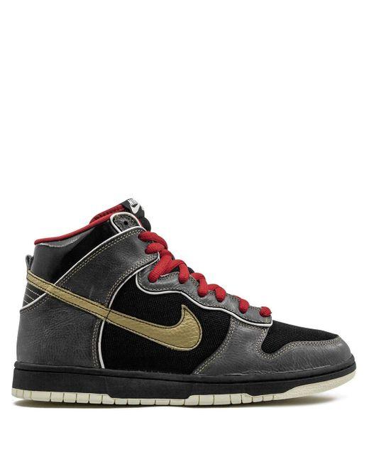 メンズ Nike Dunk High Premium Sb スニーカー Black