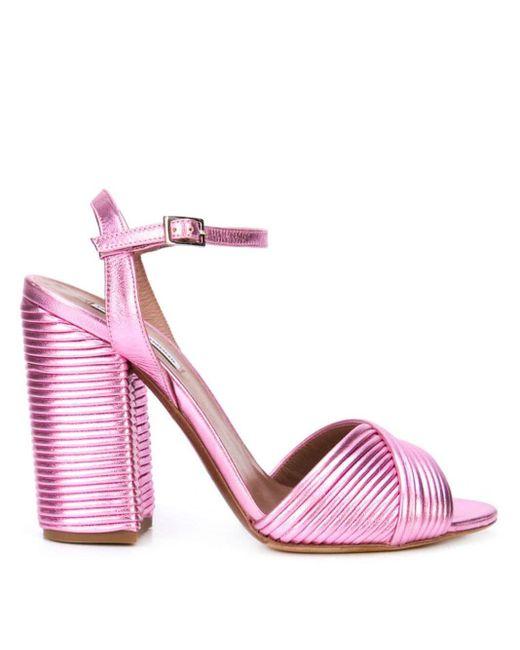 Tabitha Simmons Kali サンダル Pink