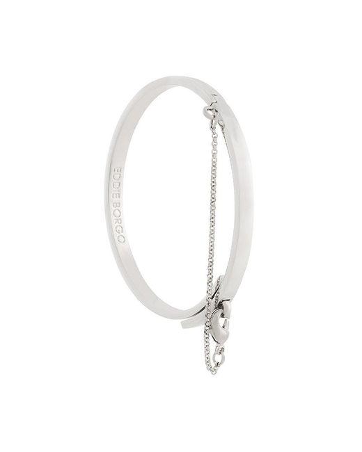 Eddie Borgo | Metallic Safety Chain Bracelet | Lyst