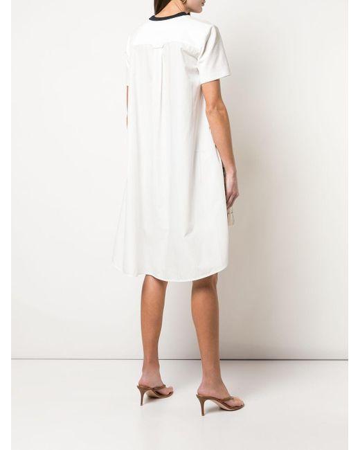 Monse プリント Tシャツ White