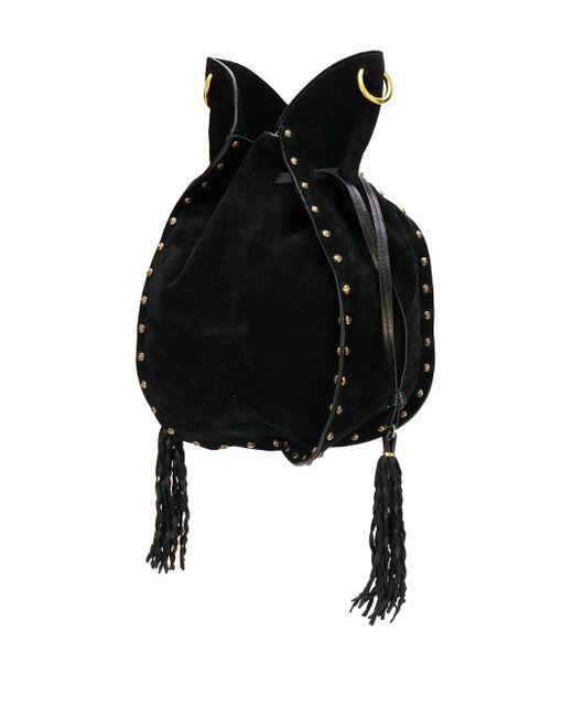 Isabel Marant Taj バケットバッグ Black