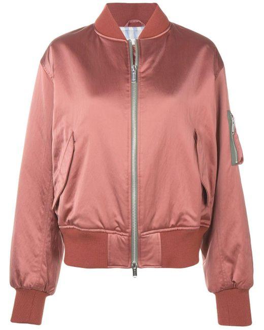 Golden Goose Deluxe Brand ボンバージャケット Pink
