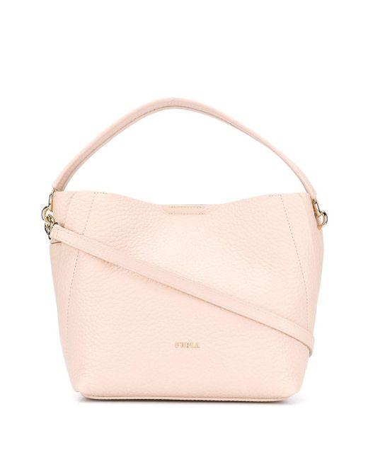 Furla ハンドバッグ Pink
