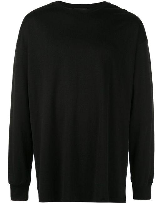 メンズ WARDROBE.NYC ロングtシャツ Black