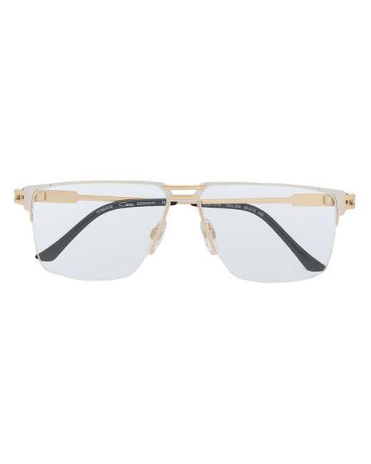 メンズ Cazal 7076 眼鏡フレーム Multicolor