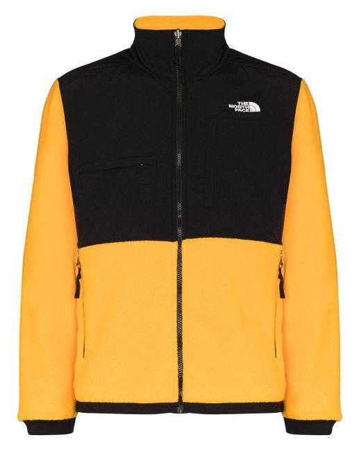 メンズ The North Face Denali 2 テクノジャケット Yellow