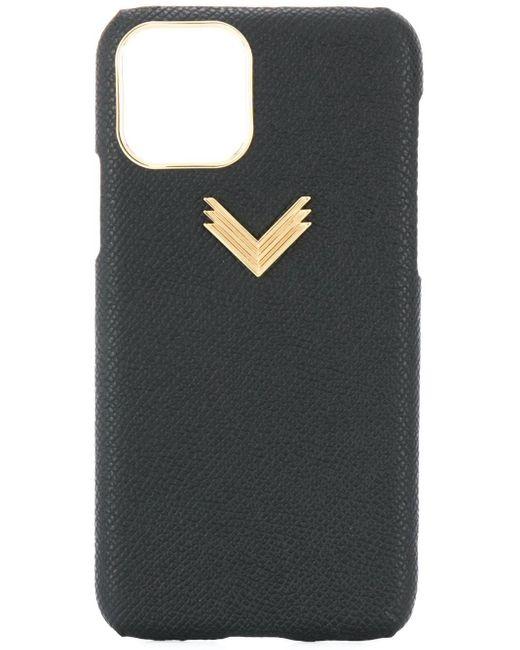 Manokhi X Velante Iphone 11 Pro ケース Black