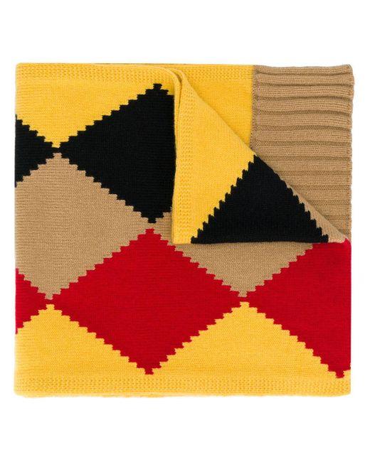 Pringle of Scotland ニット マフラー Multicolor