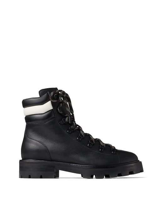 Ботинки Хайкеры Eshe Jimmy Choo, цвет: Black