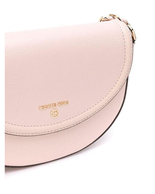 Сумка Через Плечо С Логотипом MICHAEL Michael Kors, цвет: Pink