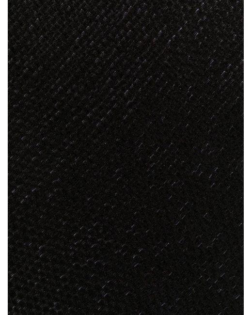 メンズ Tom Ford シルク ネクタイ Black