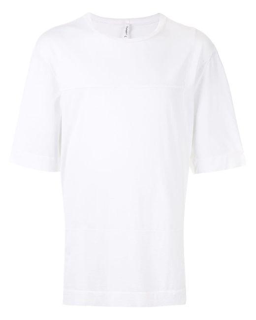 メンズ Transit ラウンドネック Tシャツ White