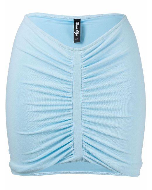Reina Olga Blue Geraldina Skirt
