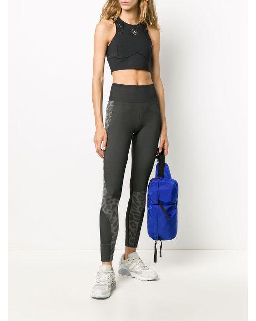 Adidas By Stella McCartney スポーツブラ Black