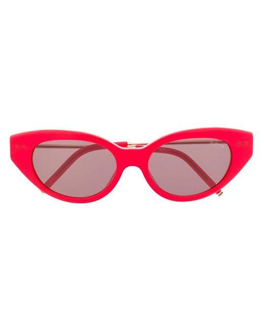 Mulberry Emma 眼鏡フレーム Red