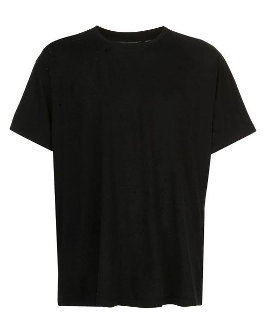メンズ Amiri クルーネック Tシャツ Black