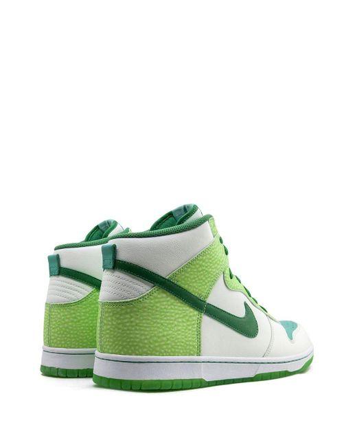 メンズ Nike Dunk High Premium スニーカー Green