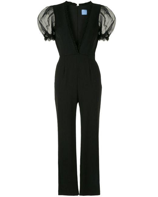 Macgraw Suzette ジャンプスーツ Black