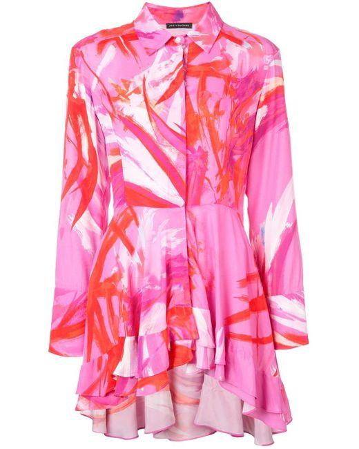 Natori Pink 'Prism' Top
