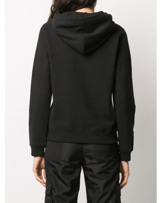 Calvin Klein ロゴ パーカー Black