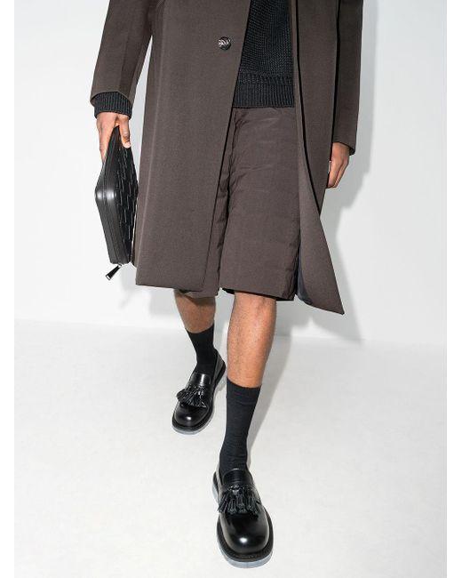 Лоферы Bv Stilt Bottega Veneta для него, цвет: Black