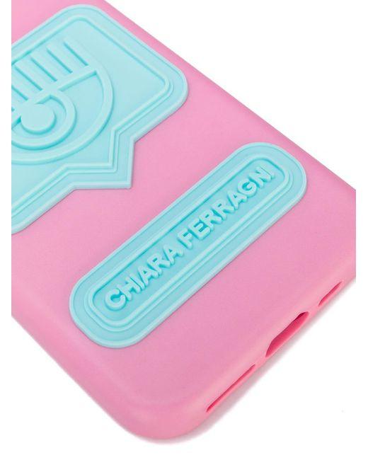 Chiara Ferragni Iphone 11 Pro ケース Pink