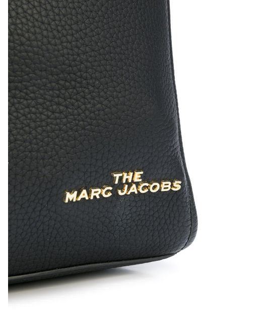 Marc Jacobs ブラック The Kiss Lock トート Green