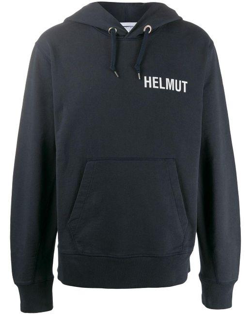 メンズ Helmut Lang Glowcore パーカー Blue