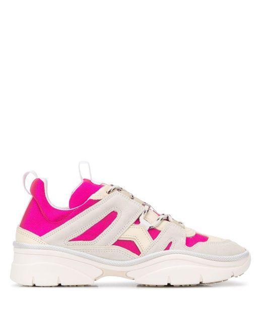 Isabel Marant Kindsay スニーカー Pink