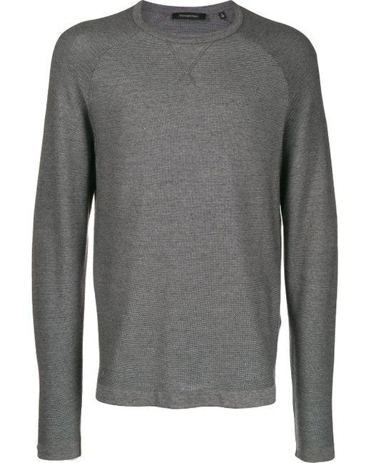 メンズ Ermenegildo Zegna ロングtシャツ Gray
