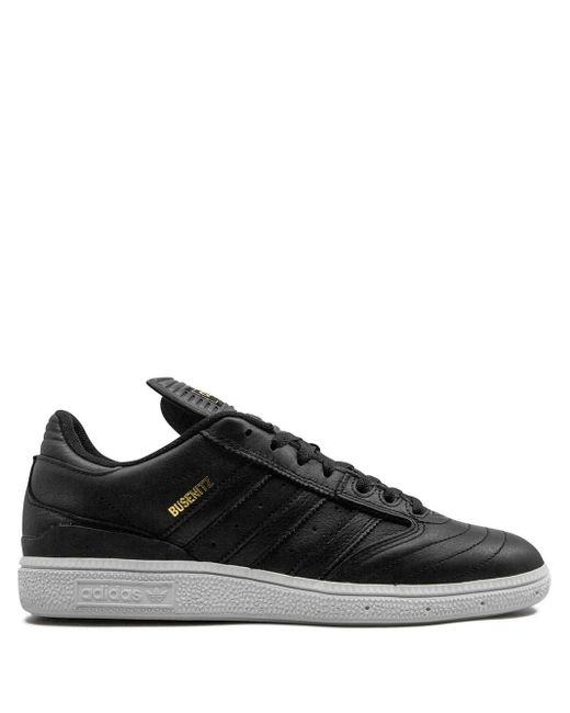 メンズ Adidas Busenitz ローカット スニーカー Black
