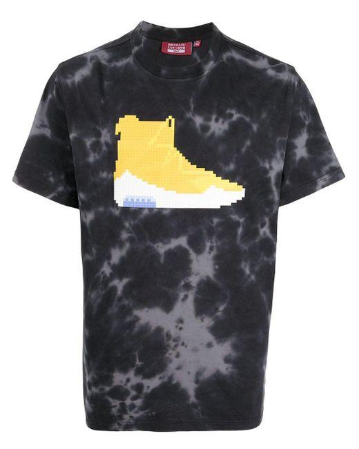 T-shirt à imprimé tie dye Mostly Heard Rarely Seen pour homme en coloris Gray