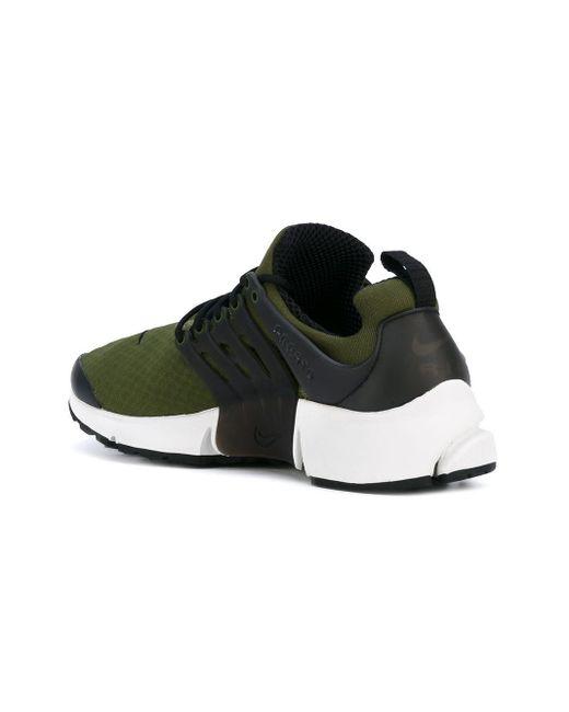 メンズ Nike Air Presto Essential スニーカー Green