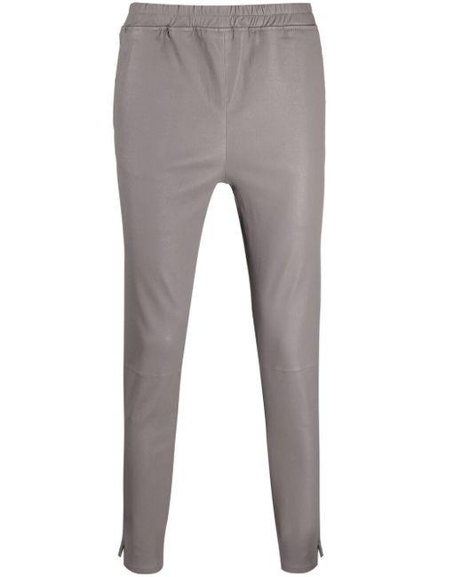 Pantaloni elasticizzati di Arma in Gray