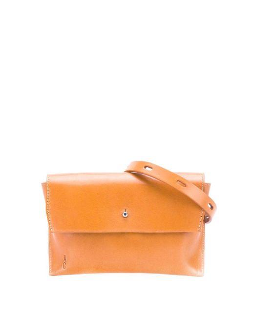 Ally Capellino Hild ベルトバッグ Orange
