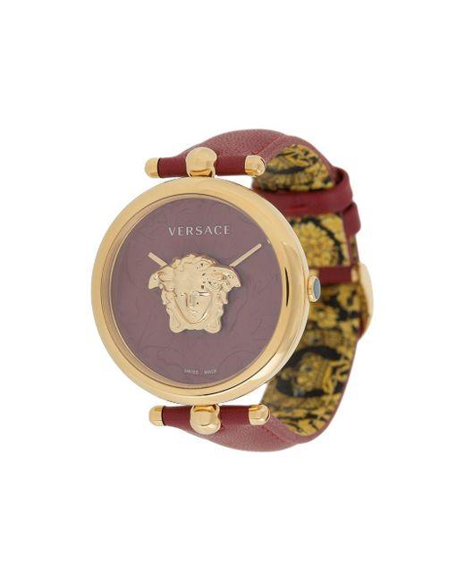Versace Palazzo Empire バロッコ 腕時計 Red