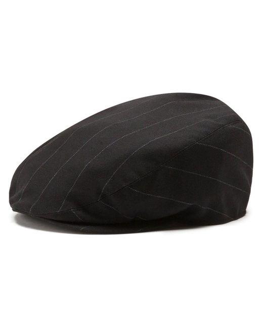 Кепка В Полоску Dolce & Gabbana для него, цвет: Black