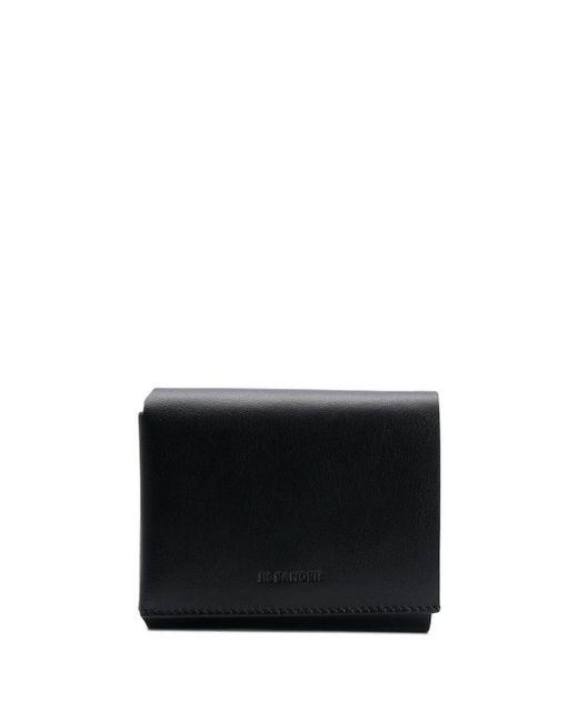 Jil Sander Klassisches Portemonnaie in Black für Herren
