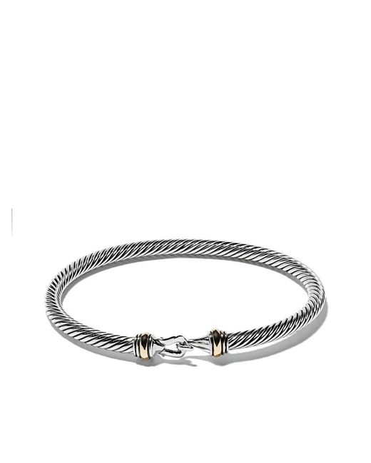 David Yurman - Multicolor Cable Buckle Bracelet - Lyst