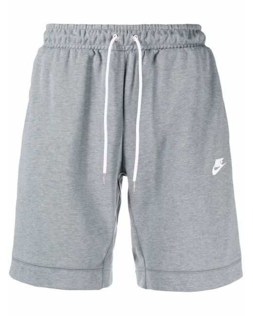 Nike Gray Sportswear Modern Essentials Shorts for men