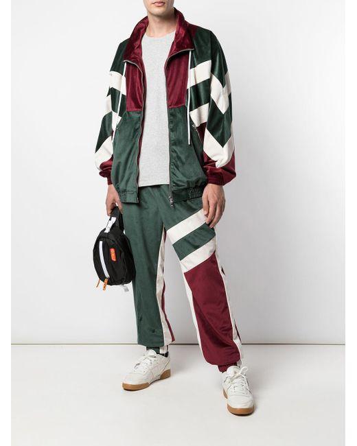 Pantalones de chándal Hunter God's Masterful Children de hombre de color Green