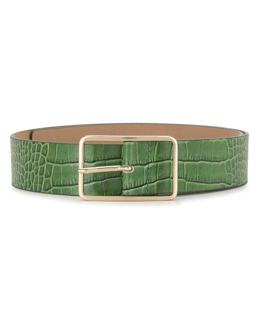 B-Low The Belt クロコパターン ベルト Green